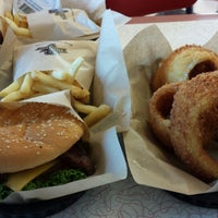 Photo taken at Burgerville, USA by Henry N. on 7/7/2013
