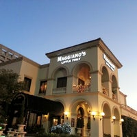 Photo taken at Maggiano's Little Italy by Nicolas C. on 11/28/2012