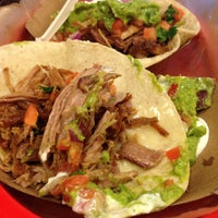 Photo taken at Dos Toros Taqueria by Chill Will G. on 5/17/2014