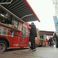 Photo taken at NBC New York Food Truck by Mi'ink D. on 11/25/2012