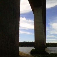 Photo taken at Puente Remanso by Jose P. on 2/24/2013