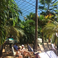 Photo taken at Therme Erding by Elza A. on 5/7/2016