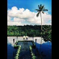 Photo taken at Kupu Kupu Barong Resort And Tree Spa by delontsquare on 7/15/2013
