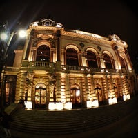 Photo taken at Theatro Municipal de São Paulo by Patrick F. on 4/1/2013