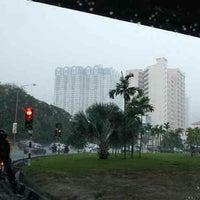 Photo taken at Bulatan Tun Dr Awang (Roundabout) by A L. on 12/11/2012