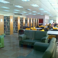 Photo taken at Library @ IMU by hazimibakeri on 3/23/2013