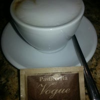 Photo taken at Pasticceria Vogue by Ms. Ele E. on 7/30/2013