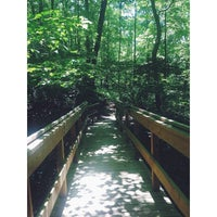 Photo taken at Core Arboretum by Mel M. on 6/15/2014