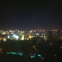 Photo taken at Yamashiro Hollywood by Gus on 2/28/2013