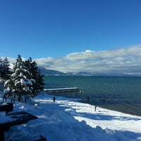 Photo taken at South Lake Tahoe Recreation Area by Tania M. on 12/30/2012
