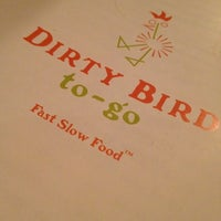 Photo taken at Dirty Bird To Go by Roe B. on 11/14/2012