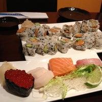 Photo taken at Sushi Island by Cynthia on 10/6/2012