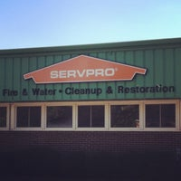 Photo taken at SERVPRO of S.E. Monroe County by Michael on 12/17/2012