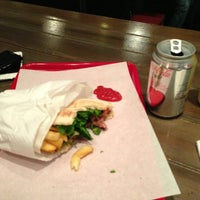 Photo taken at Here Come the Munchies by George P. on 1/4/2013
