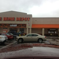 Photo taken at The Home Depot by Lea on 1/12/2013