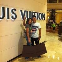 Photo taken at Louis Vuitton by Sarah on 10/28/2012