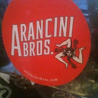 Photo taken at Arancini Bros. by Nicole T. on 11/19/2012