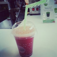 Photo taken at Juice Planet by Irem T. on 3/26/2013