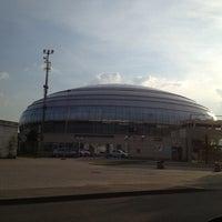 Das Foto wurde bei Дворец спорта «Динамо» von Vit-St am 6/27/2013 aufgenommen