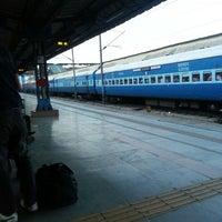 Photo taken at New Delhi Railway Station (NDLS) by Pritam S. on 4/26/2013
