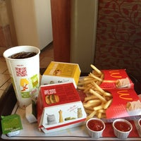 Photo taken at McDonald's by Alexander T. on 1/26/2013