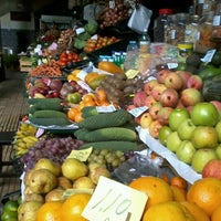 Photo taken at Mercado dos Lavradores by Diogo G. on 9/20/2012