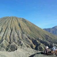 Photo taken at Mount Bromo by Ervin V. on 9/19/2012