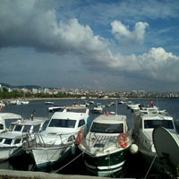 Photo taken at Dragos Marina by Semra A. on 10/11/2012
