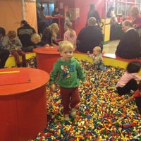 Photo taken at Legoland Discovery Centre by Rebecca on 9/30/2012