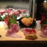 Photo taken at Sushi Ota by Lisa on 6/2/2013