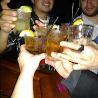 Photo taken at Smiles' Restaurant / Bar / Nightclub by Sandoval B. on 12/1/2012