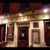 Photo taken at The Half King by Aparna M. on 12/5/2012