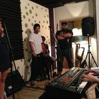 Photo taken at Studio C4 Lab by Gabriel on 1/29/2013