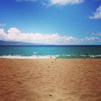 Photo taken at D.T. Fleming Beach Park by janai g. on 6/26/2013
