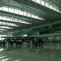 Photo taken at Sultan Aji Muhammad Sulaiman Sepinggan Balikpapan International Airport (BPN) by Anna S. on 6/7/2014