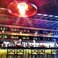 Photo taken at MUNCHIES Dine & Bar by Mia Herdiani1 on 3/8/2013