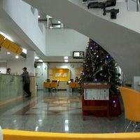 Photo taken at BII Maybank by Febe L. on 12/10/2012