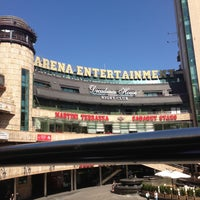 Photo taken at Linas Arena by Tommy S. on 5/2/2013
