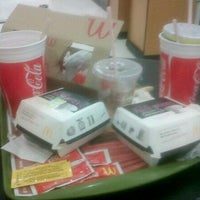 Photo taken at McDonald's by Fran D. on 11/14/2012