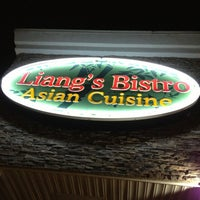 Photo taken at Liang's Bistro by Peter on 12/25/2012