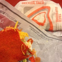 Photo taken at Taco Bell by David L. on 8/6/2014