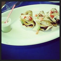 Photo taken at Mariscos Aldamary by Pily Z. on 7/2/2013