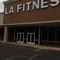 Photo taken at LA Fitness by Zack on 7/13/2013