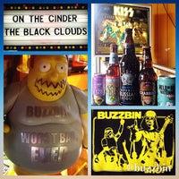 Photo taken at Buzzbin Art & Music Shop by Buzzbin M. on 3/26/2015