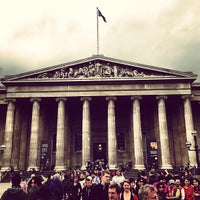Photo taken at British Museum by Анна on 5/12/2013