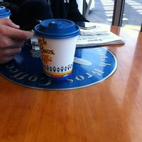 Photo taken at Dutch Bros. Coffee by Mohammed A. on 1/16/2013