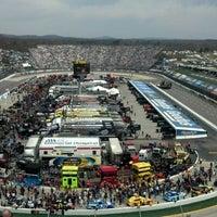 Photo taken at Martinsville Speedway by Travis B. on 4/7/2013