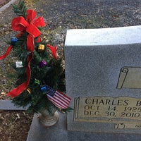 Photo taken at Powder Springs Cemetary by Charlene W. on 11/28/2014