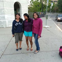 Photo taken at Schwartz Center For The Performing Arts by Sindhu N. on 9/16/2012