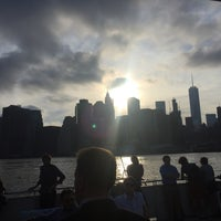 Photo taken at East River Ferry - Wall St/Pier 11 Terminal by Jeremy M. on 6/2/2016